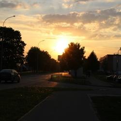 Лиза Дулевич_Город просыпается