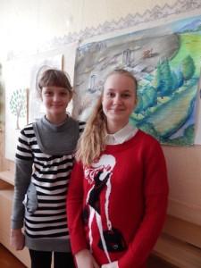 Ангеліна і Ульяна