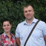 Алена і Эдуард Дашкевічы
