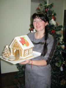 Кто в домике пряничном живёт?