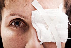 Смотри в оба,  или Как не допустить травм органов зрения