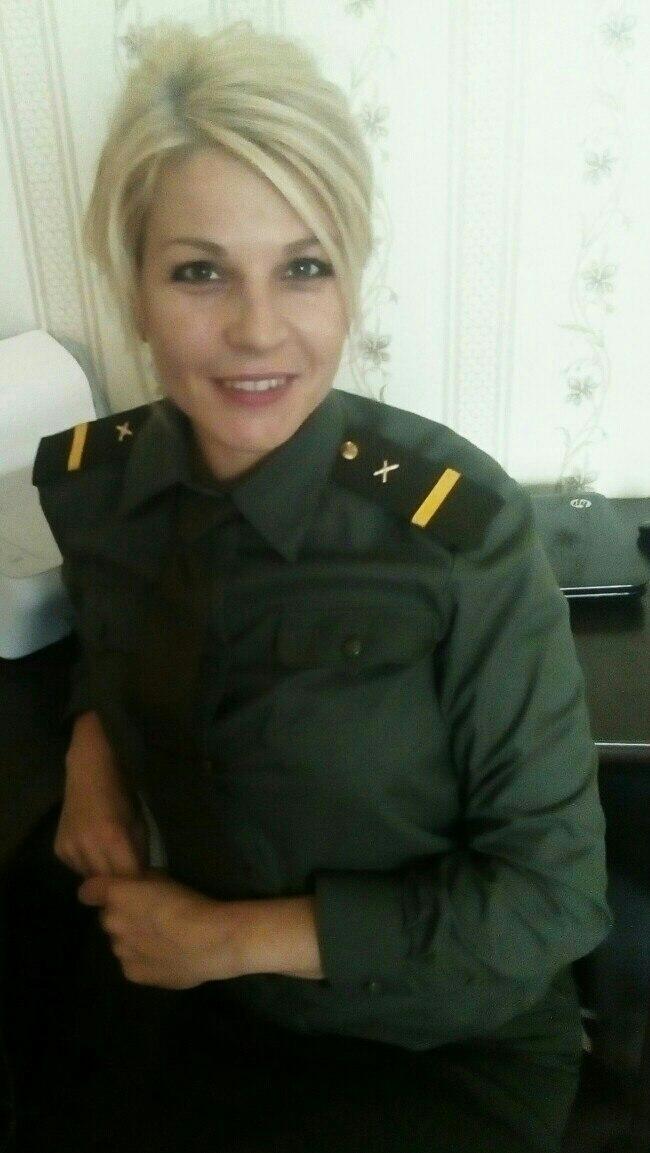 Моя мама – военная!