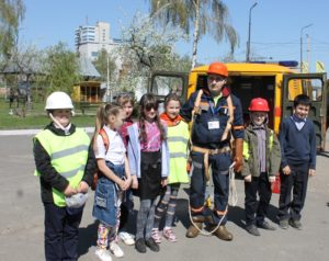 Детям о пользе  и опасности газа
